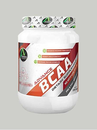 Picture of Advance Nutratech - BCAA 600mg 180 Capsules