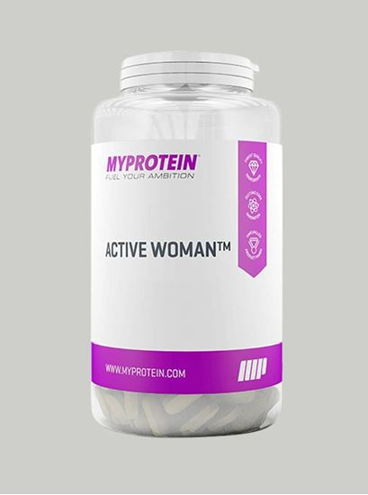 Picture of MyProtein- Active Woman 120 Tabs