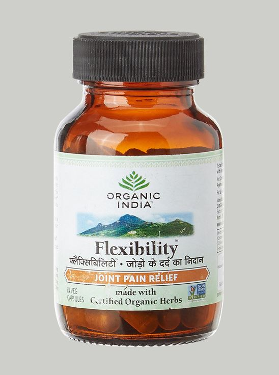 Picture of Organic India- Flexibility 60 Capsules