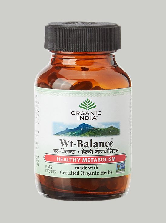 Picture of Organic India- Weight Balance 60 Capsules