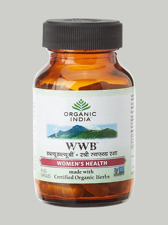 Picture of Organic India- WWB 60 Capsules