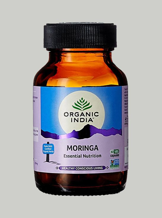 Picture of Organic India- Moringa 60 Capsules
