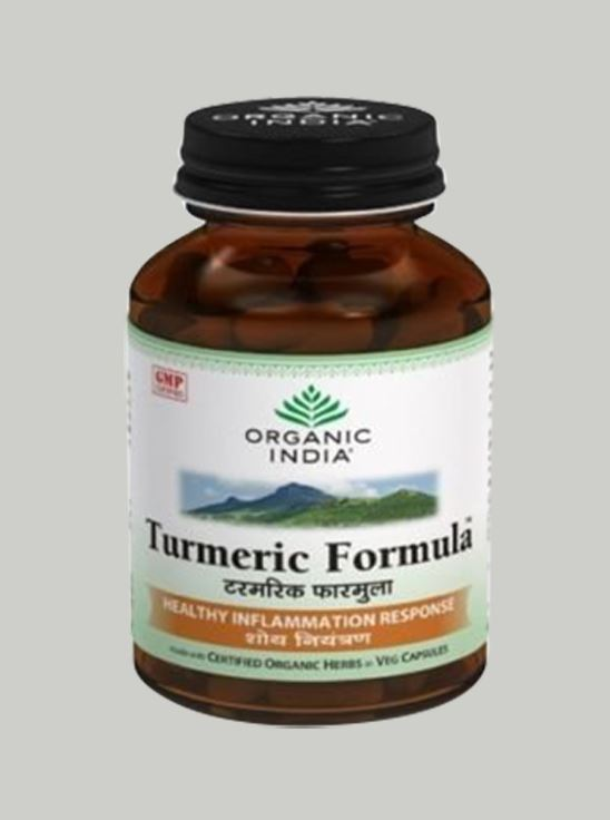 Picture of Organic India- Turmeric 60 Capsules