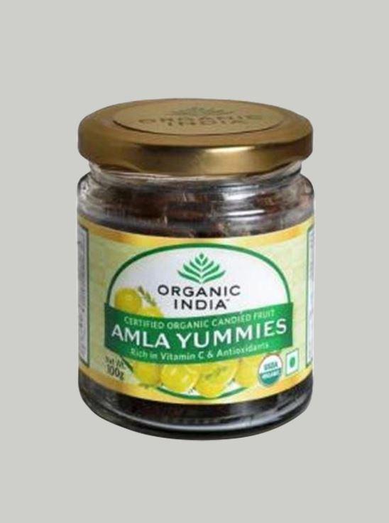 Picture of Organic India- Amla Yummies 100 Grams