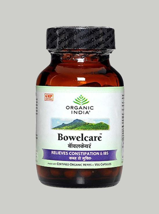 Picture of Organic India- Bowelcare  250 Capsules