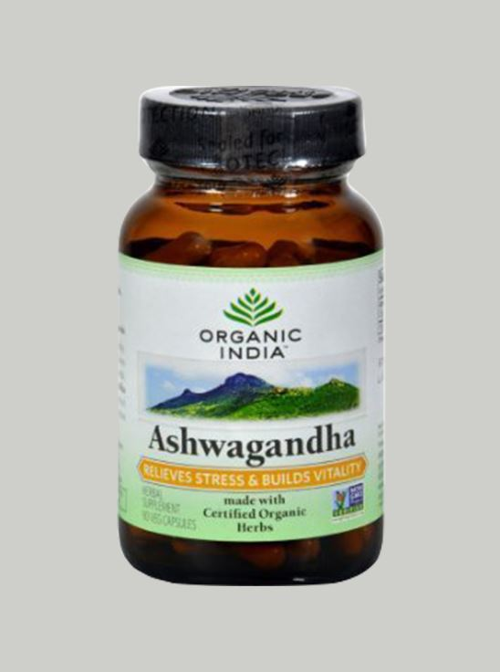 Picture of Organic India- Ashwagandha 250 Capsules
