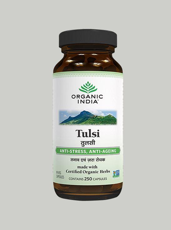 Picture of Organic India- Tulsi 250 Capsules