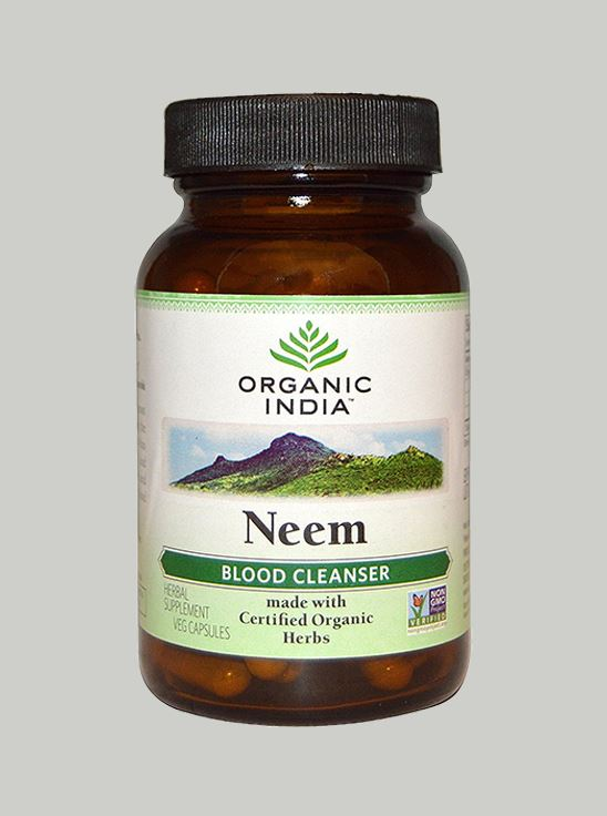 Picture of Organic India- Neem 60 Capsules