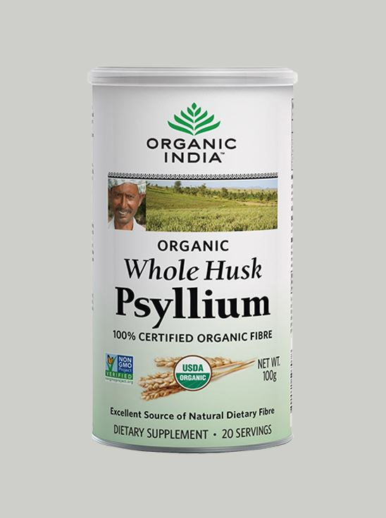 Picture of Organic India- Psyllium Husk 100 Grams