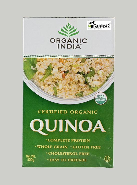 Picture of Organic India- Quinoa 500 Grams