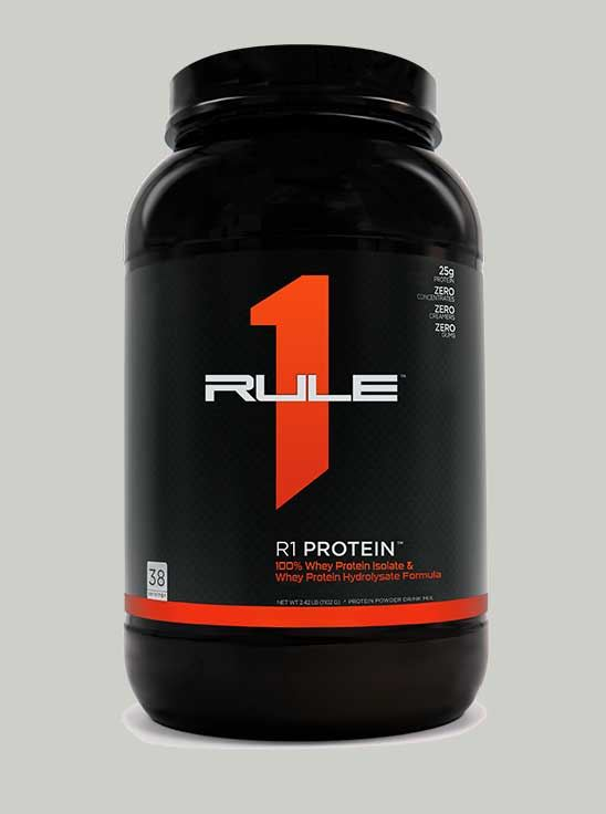 Rule 1 Protein - Lightly Salted Caramel 2.4 lbs