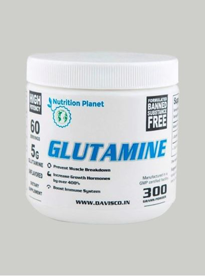 Picture of Nutrition Planet - Glutamine Unflavoured 300g