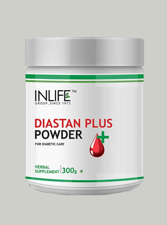 Picture of INLIFE- Diastan Plus Diabetes Care Ayurvedic  Powder 300g