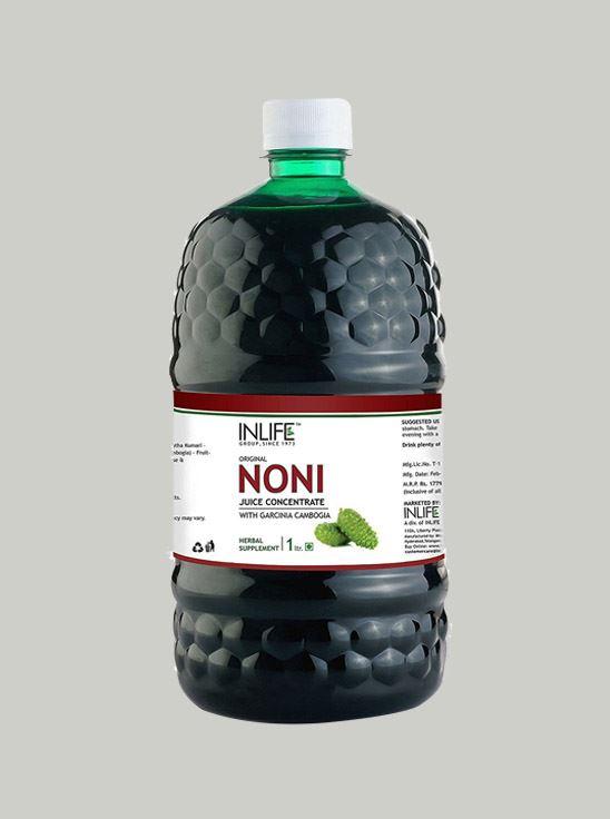 Picture of INLIFE- Noni Juice with Garcinia Cambogia & Aloe Vera 1 L