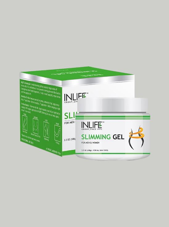 Picture of INLIFE- Slimming Gel 100 gm With Garcinia Cambogia