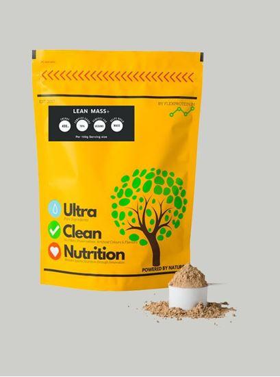 Picture of Flex Protein- Lean Mass Instant Oats Vanilla Flavor 1 kg