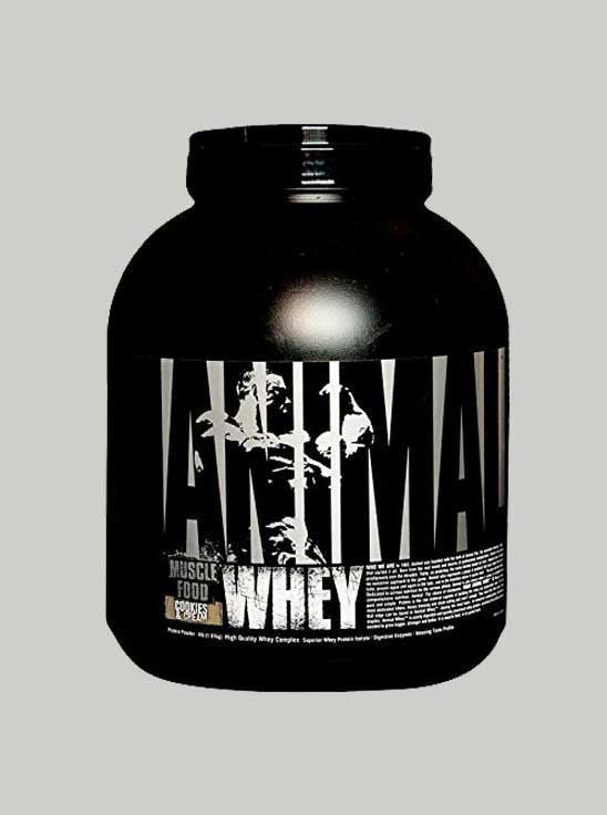 universal ultra iso whey review