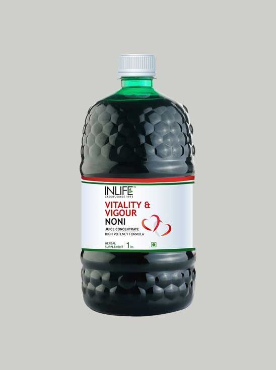 Picture of INLIFE- Vitality & Vigour Noni Juice Concentrate 1 Litre