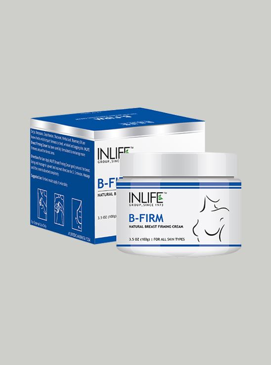 Picture of INLIFE- Natural Breast Firming Massage Cream 100 gm