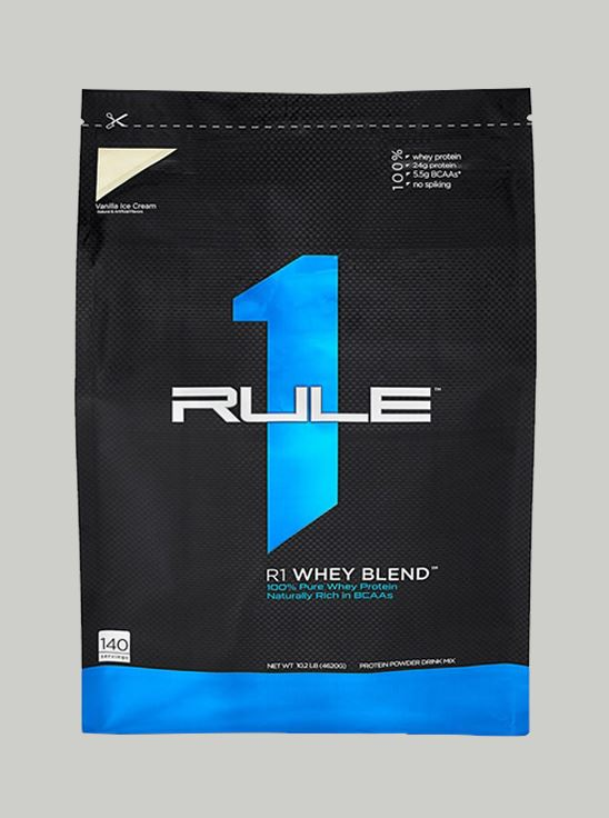 Picture of Rule 1 - R1 Whey Blend Protein Chocolate Fudge 10.2 lbs