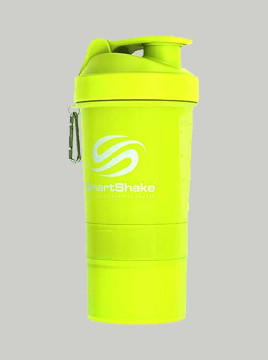 Picture of Smartshake Shaker Neon Yellow 600 ml