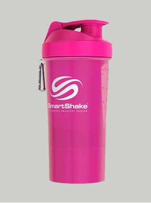 Picture of Smartshake Shaker Neon Pink 500 ml