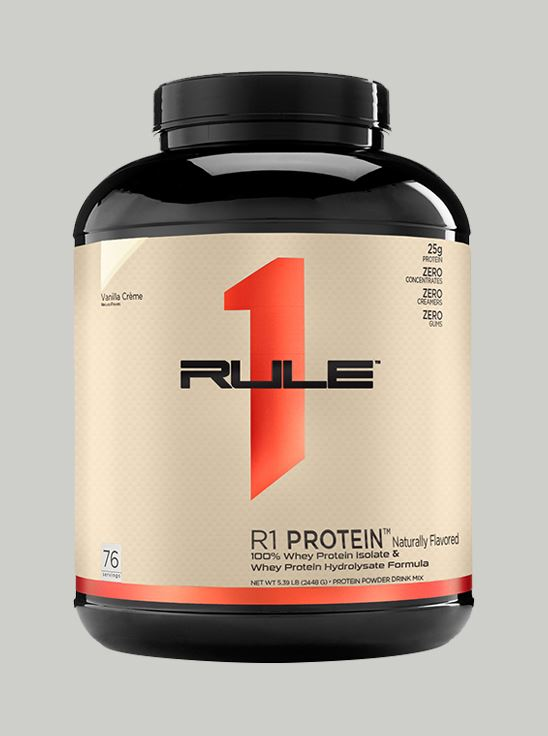 Picture of Rule 1 R1 Protein Vanilla Creme Naturally Flavored 4.92 lbs