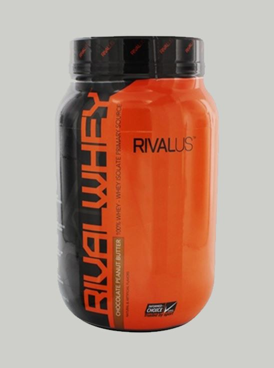 Picture of Rival Whey Protein Chocolate Peanut Butter 2 lbs (Short Shelf Life)