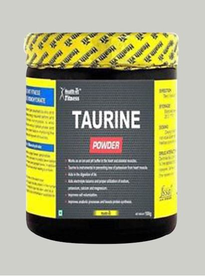 Picture of Healthvit Fitness Taurine Powder 100 gm