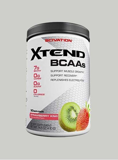 Picture of Scivation - Xtend BCAA Strawberry Kiwi 30 serv. 431gm