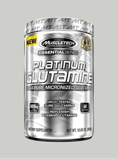 Muscletech Platinum 100% Glutamine 302 g