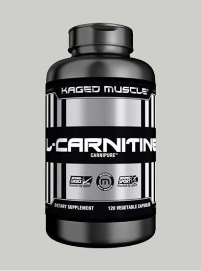 Picture of Kaged Muscle L-Carnitine 120 Veg Capsules