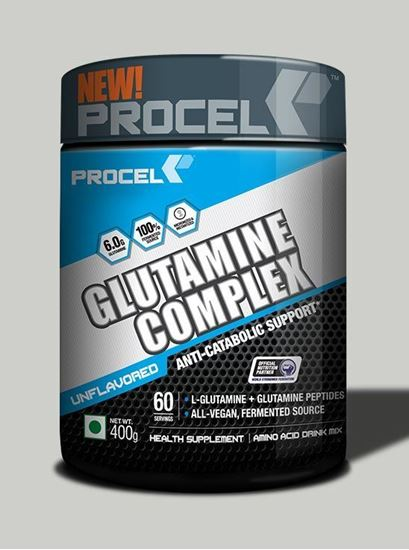 Picture of PROCEL - Glutamine Complex Unflavored 60 Servings 400g