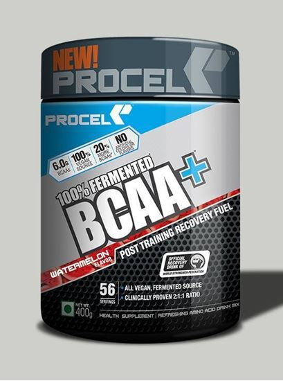 Picture of PROCEL 100% Fermented BCAA+ 400g Watermelon