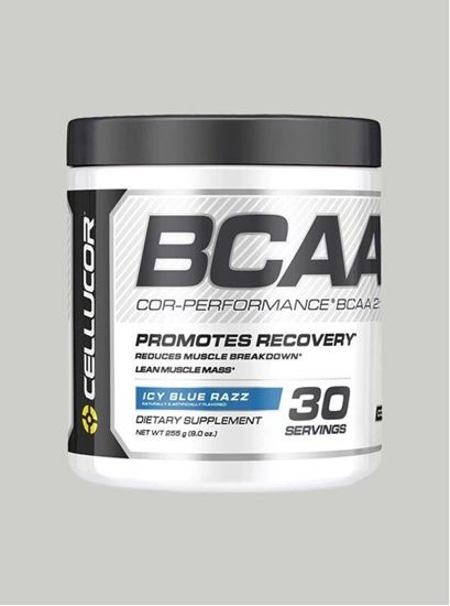 Picture of Cellucor BCAA Cor-Performance Icy Blue Razz 30 Servings