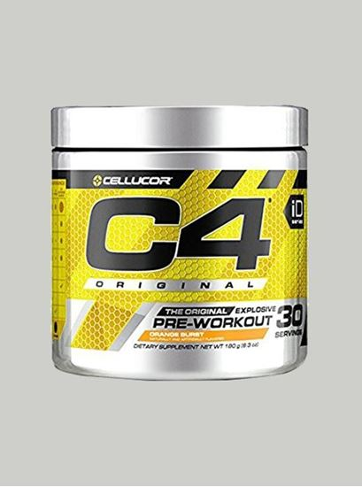 Picture of Cellucor C4 Original Pre Workout Orange Burst 30 Servings
