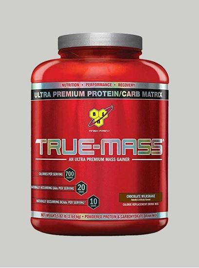 Picture of BSN True Mass 5.82lb Chocolate