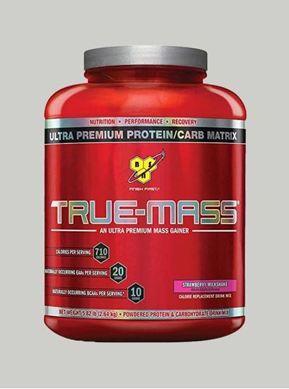 Picture of BSN True Mass 5.82lb Strawberry
