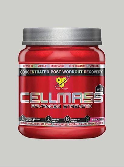 Picture of BSN Cellmass 50 Servings Arctic Berry