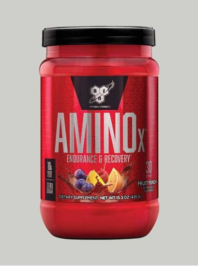 Picture of BSN Amino X 30 Servings Fruit Punch