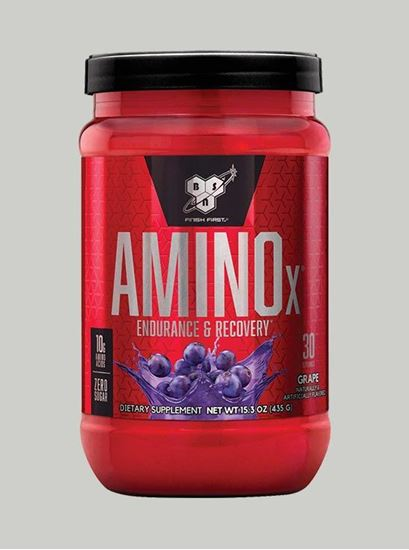Picture of BSN Amino X 30 Servings Grape