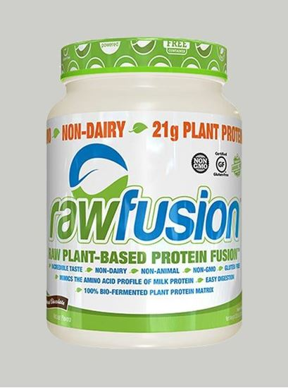 Picture of SAN Raw Fusion Complete 2lbs Chocolate