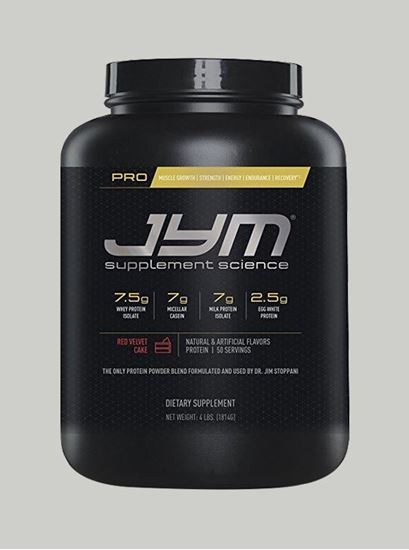 Picture of PRO JYM Red Velvet Cake 4lbs