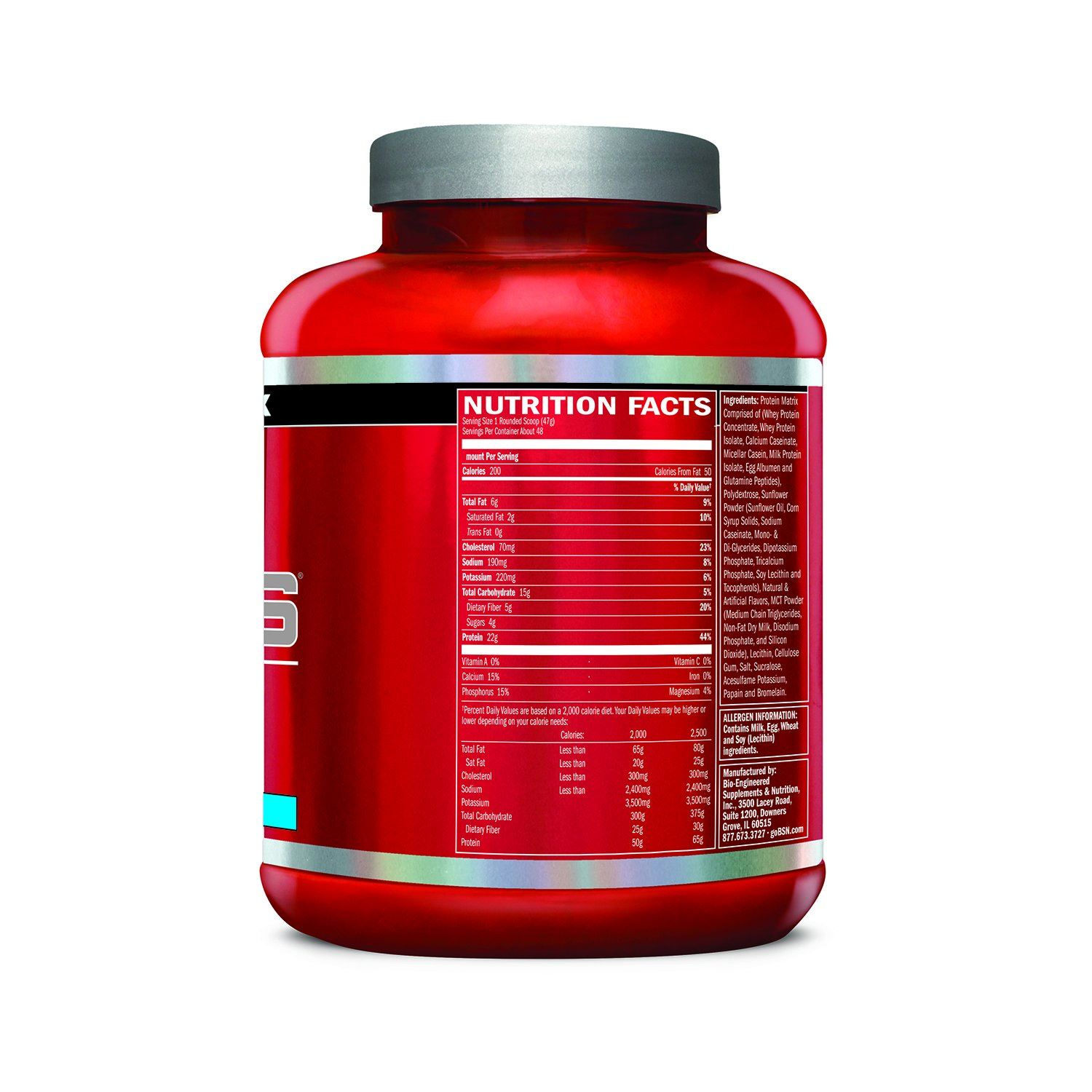 Picture of BSN Syntha 6 Protein Powder 5 lbs Vanilla Ice Cream