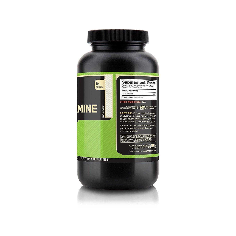 Picture of ON Glutamine Powder 300 g
