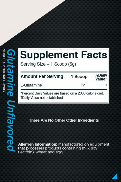 Picture of Rule 1 Glutamine Unflavored 375 g