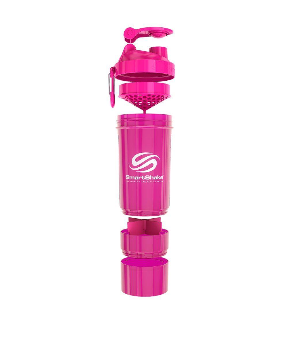 Picture of Smartshake Neon Pink Shaker 600 ml