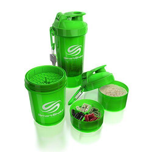 Picture of Smartshake Shaker Neon Green 500 ml