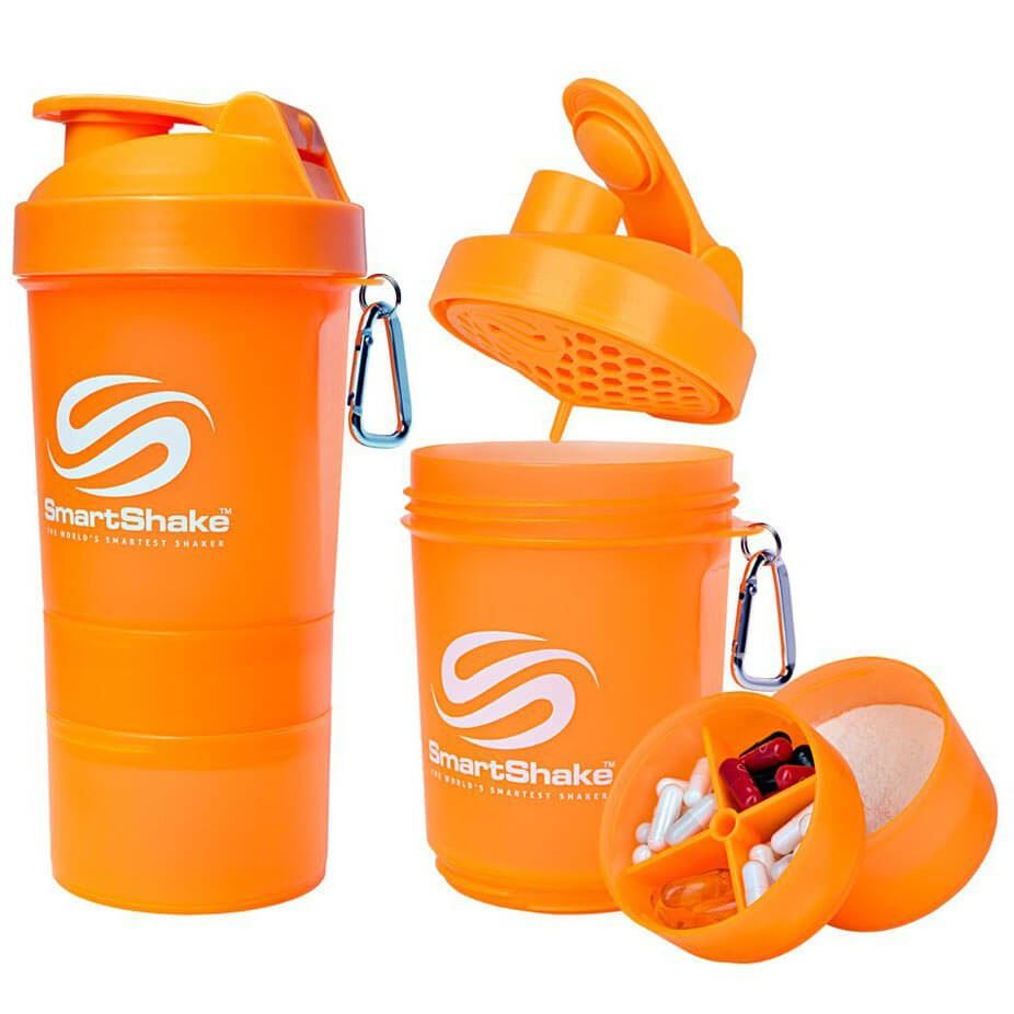 Picture of Smartshake Shaker Neon Orange 500 ml