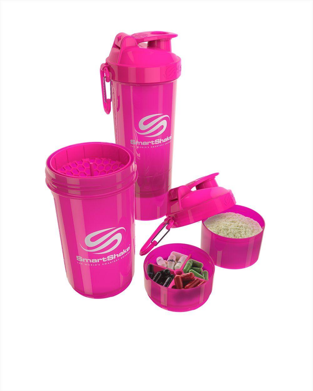 Picture of Smartshake Shaker Neon Pink 500 ml
